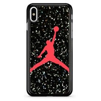 Air Jordan Glitter iPhone XR Case/iPhone XS Case/iPhone XS Max Case