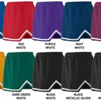 Augusta Energy Cheerleaders Uniform Skirts
