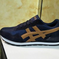 """""""Asics"""" Men Sport Casual Retro Fashion Multicolor Sneakers Running Shoes"""
