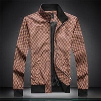 Boys & Men Louis Vuitton LV Fashion Cardigan Jacket Coat