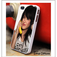 Katy Perry Banana Clothes iPhone 4s iPhone 5 iPhone 5s iPhone 6 case, Galaxy S3 Galaxy S4 Galaxy S5 Note 3 Note 4 case, iPod 4 5 Case