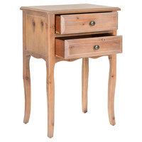 Laila Nightstand, Natural