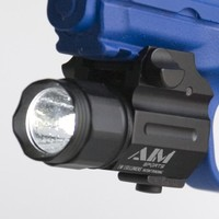 Compact Tactical 150 Lumen LED Flashlight For SubCompact and Compact Pistols Fits Beretta PX4 M9A1 Glock 19 23 25 SR9 XD Compact Taurus 24/7 SIG P250 S&W SW99