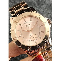 TOUS Tide brand high-end optical fashion quartz watch 5