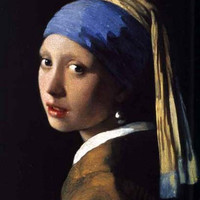 Johannes Vermeer Girl With A Pearl Earring Poster 11x17