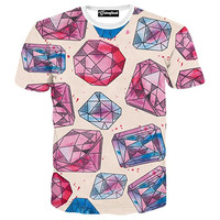 Diamond Stain Tee