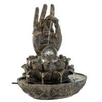 HAND OF BUDDHA FOUNTAIN
