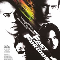The Fast and The Furious 2001 Movie Poster 22x34