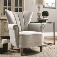 Franchette Butterfly-back Armchair