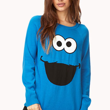 Cookie Monster Sweater