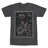 Star Wars - One Time Adult T-Shirt