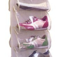 Hanging Shoe Organizer 14 Pocket