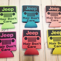 Jeep hair dont care can holders