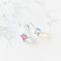 Prism Geo Post Earring - Urban Outfitters