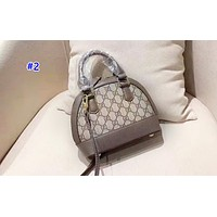 Gucci hot seller of casual printed Mosaic shopping bag with fashionable lady shoulder bag #2