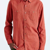 Koto Raw Hem Button-Down Shirt-