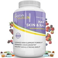Geneceuticals Potent Hair, Skin and Nail Supplement, 60 Tablets