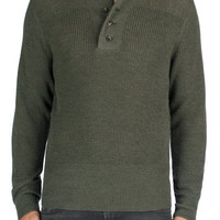 Robbins Sweater in Army Green