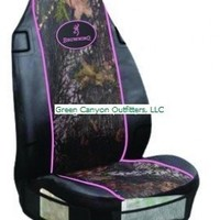 Browning Universal Pink Camo Seat Cover