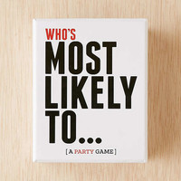 Who's Most Likely To Game | Urban Outfitters