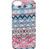 With Love From CA Printed Material iPhone 5/5S Case - Womens Scarves - Multi - One