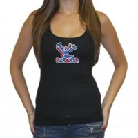 Tank - Black with Rebel Logo: Hunting Apparel | Hunting Clothes | Shirts | Stickers | Decals