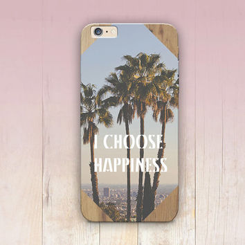 Happiness Quote Phone Case For - iPhone 6 Case - iPhone 5 Case - iPhone 4 Case - Samsung S4 Case - iPhone 5C - Matte Case - Tough Case