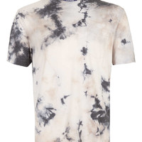 GREY WASHED POCKET T-SHIRT - T-Shirts & Tanks - New In - TOPMAN USA