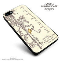 Vintage Winnie the Pooh case cover for iphone, ipod, ipad and galaxy series