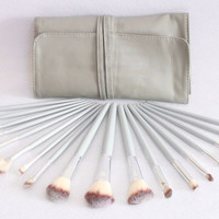 Nylon 18-pcs Luxury Makeup Brush Sets [9647074447]