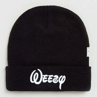 Cayler And Sons Black Beanie - Hats & Snapbacks - Shoes and Accessories