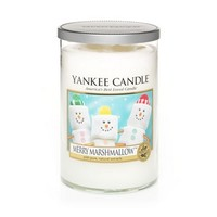 Merry Marshmallow™ : Large 2-Wick Tumbler Candles : Yankee Candle