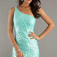 Green Prom Dresses, Special Occasion Dresses in Green at PromGirl