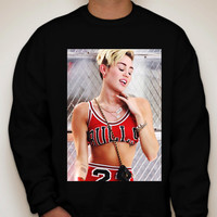 Miley Cyrus 23 Crewneck Sweatshirt