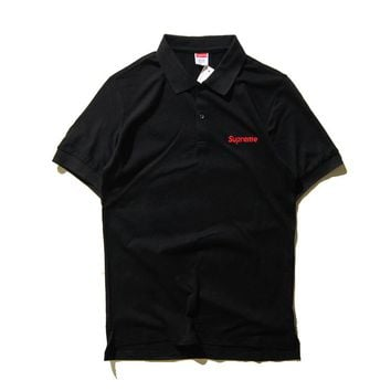 Cheap Women's and men's supreme t shirt for sale 85902898_0032