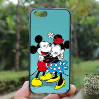 Mickey Mouse and Minnie Mouse,iphone 4/4s case,Death Skeleton Side iphone 5 case,iphone 5s case,iphone 5c case,Christmas Gift,Personalized
