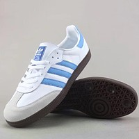 Trendsetter Adidas Samba Og Fashion Casual Low-Top Old Skool Shoes