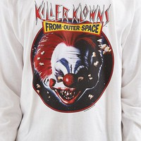 Killer Klowns From Outer Space Long Sleeve Tee | Urban Outfitters