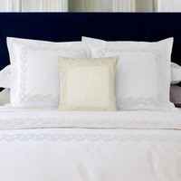 Alliance Pierre Bedding by Yves Delorme