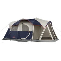 Coleman Elite Weathermaster 6-Person Camping Tent (Blue)