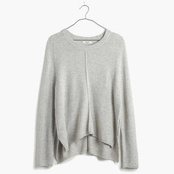 Just-Right Pullover Sweater