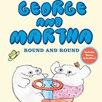 George and Martha: Round and Round Green Light Readers. Level 2