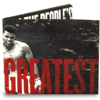 Dynomighty Men's Ali The Greatest Mighty Wallet