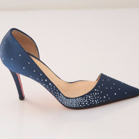 Christian Louboutin Midnight D'orsay Pump