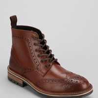 Urban Outfitters - Hawkings McGill Leather Wingtip Boot