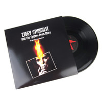David Bowie: Ziggy Stardust And The Spiders From Mars Soundtrack (180g) Vinyl 2LP