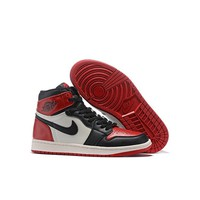 "Air Jordan 1 Retro High OG ""Bred Toe"" - Best Deal Online"