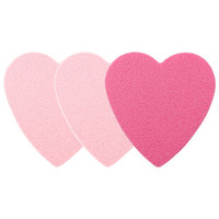SEPHORA COLLECTION Heart-to-heart Makeup Sponges