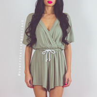 That's The Way It Goes Playsuit