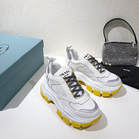 prada womans mens 2020 new fashion casual shoes sneaker sport running shoes 13